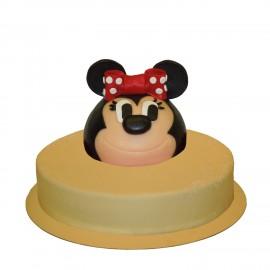 Minnie Mouse 19 pers. Kies smaak en kleur