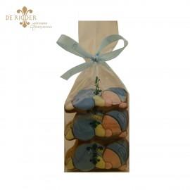 Chocolade Baby's Blauw (180 gram)