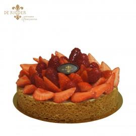 Vruchtenzand Framboos/aardbei