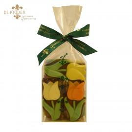 Tulpen Melk Chocolade (210 gram)