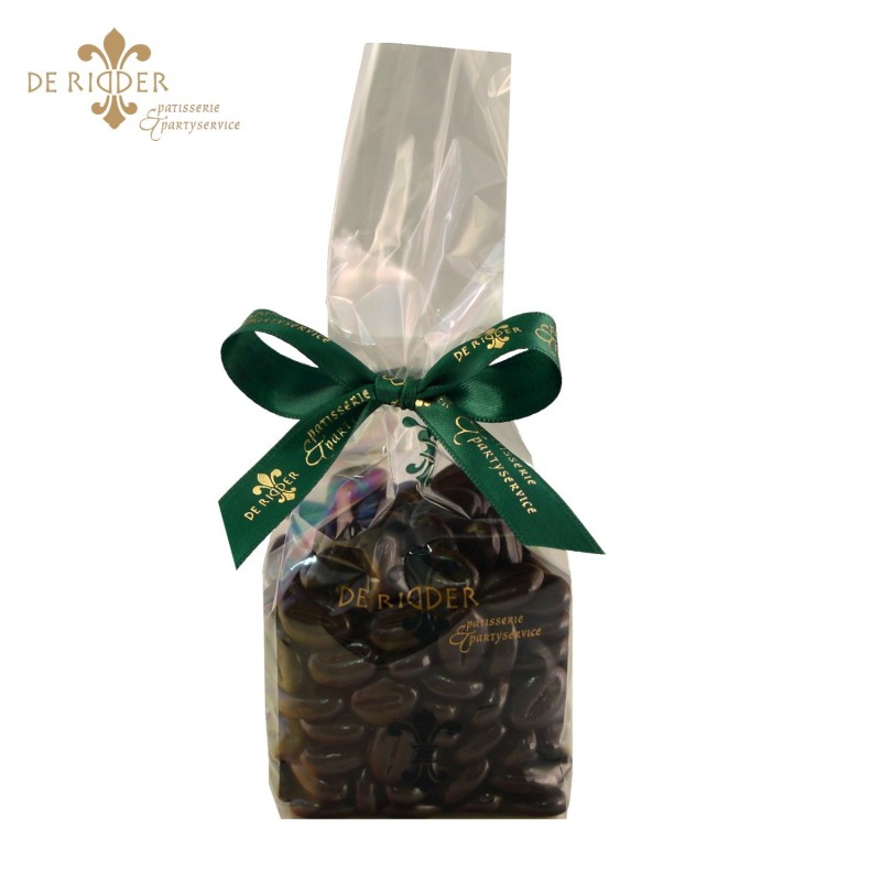 Mokka boontjes puur (200 GRAM)