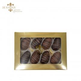Chocolade Nougat eieren