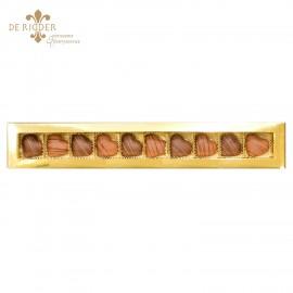 Chocolade Nougat Hartjes