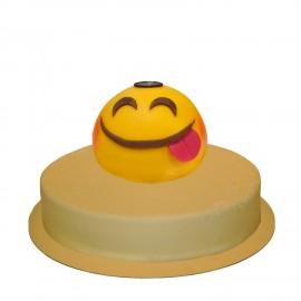 Smul Emoji 23 pers. Kies smaak en kleur