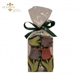 Tulpen Pure Chocolade (210 gram)