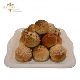 Mini Broodjes 12 stuks