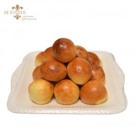 Mini Brioche broodjes 12 stuks.