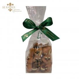 Paashaasjes Caramel Chocolade