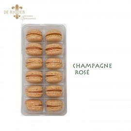 Macarons Champagne