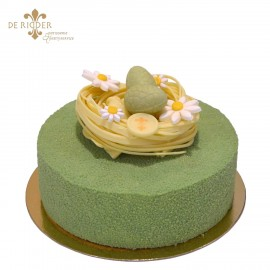 Limoen Ivory taart