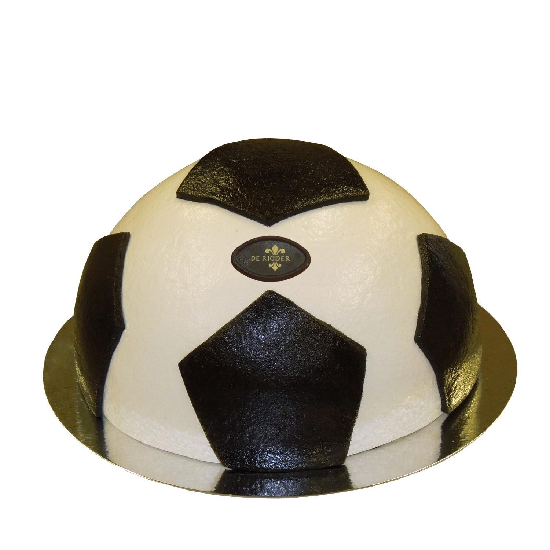 Voetbal Zwart Wit